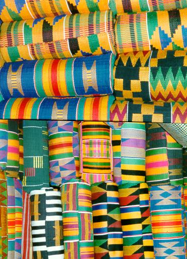 Kente fabrics