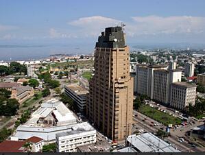 Kinshasa - Boulevard du 30