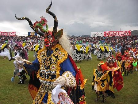 Peru La Diablada