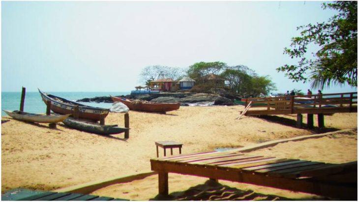 Lakka near Freetown
