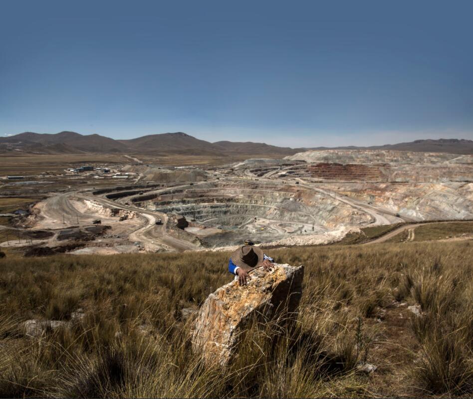 Peru Economic Sectors