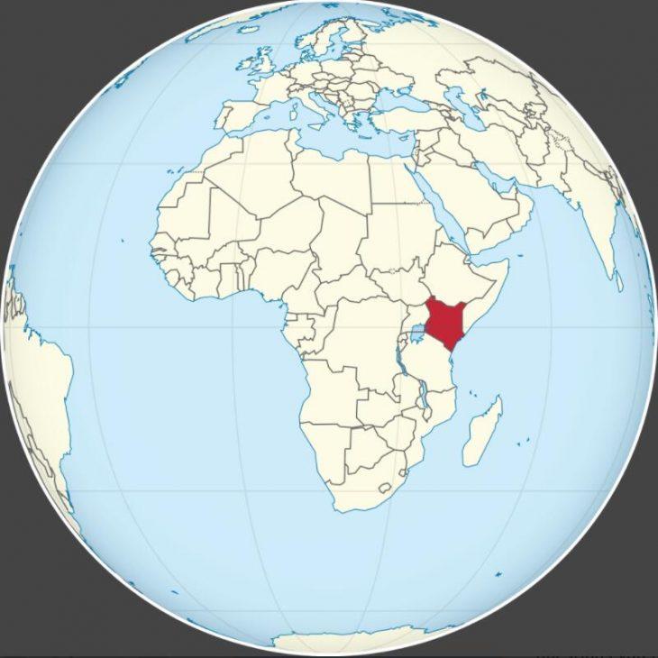 Location Kenya