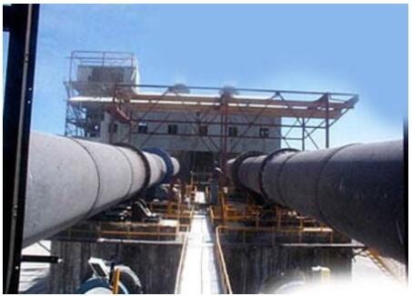 Magadi Soda - pipelines to the factory