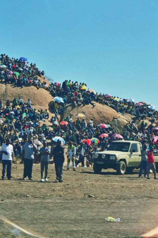 Marikana Memorial Ceremony 2013