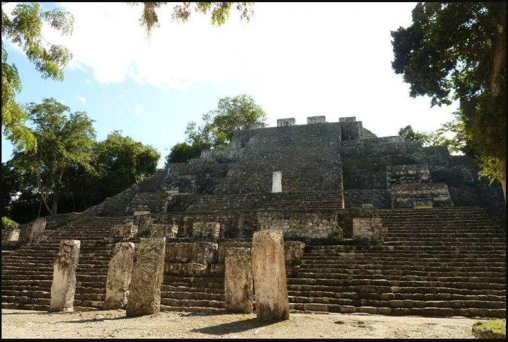 Mexico History & State