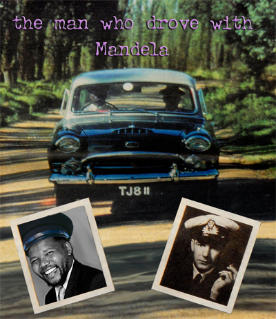 Movie cover - The man who drove with Nelson Mandela