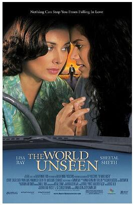 Movie poster - The World unseen