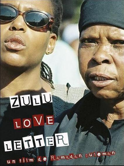 Movie poster Zulu Love Letter