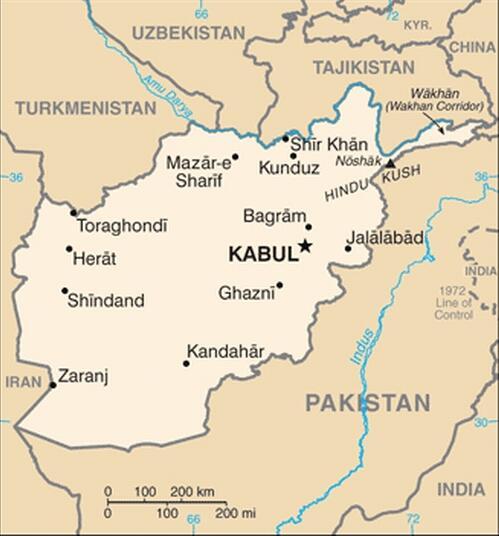 Afghanistan Economy & Development
