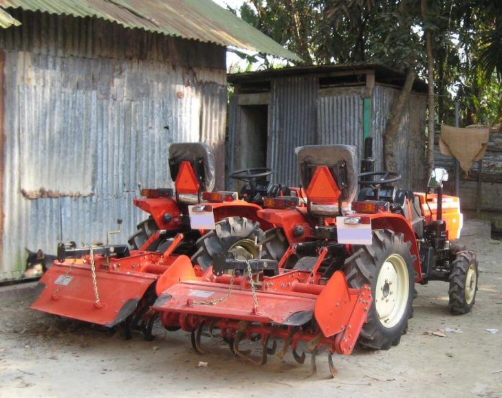 Projects to present alternative cultivation methods