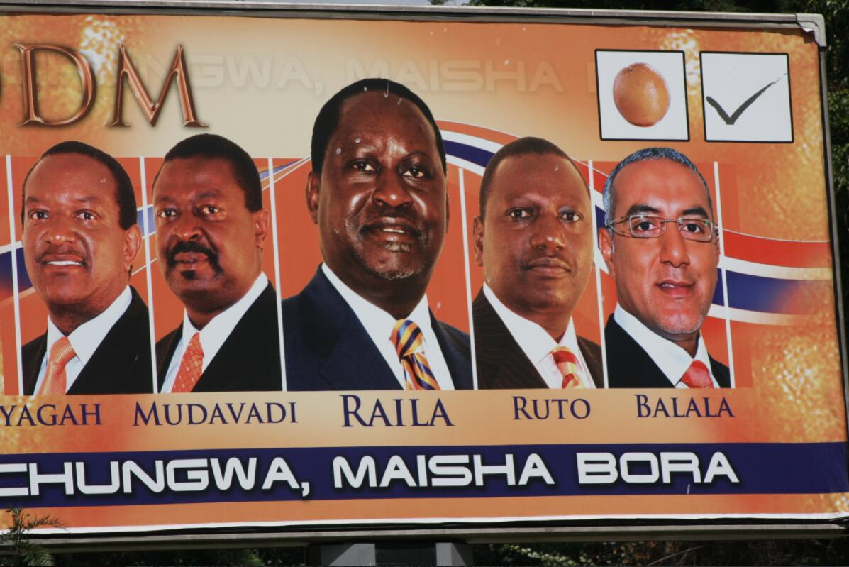 The 2007 Elections in Kenya