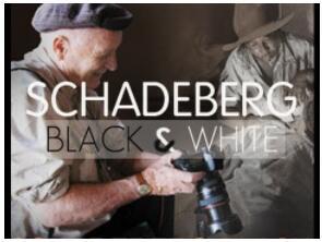 Schadeberg - black and white, book cover