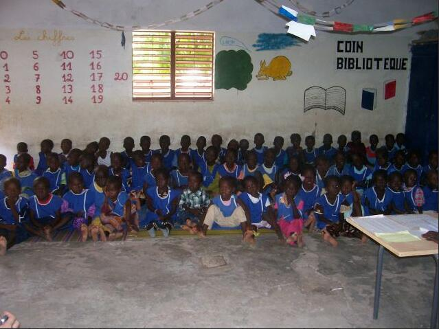 Senegal Education
