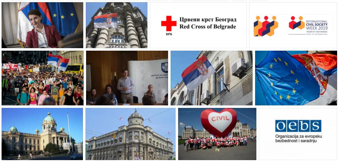 Serbia Civil Society and NGOs
