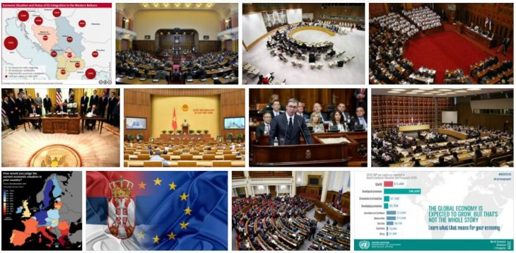 Serbia Difficult Economic Situation