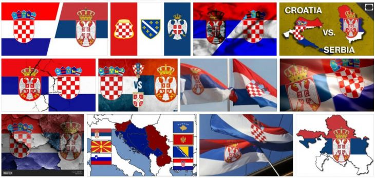 Serbia Relationship with Croatia