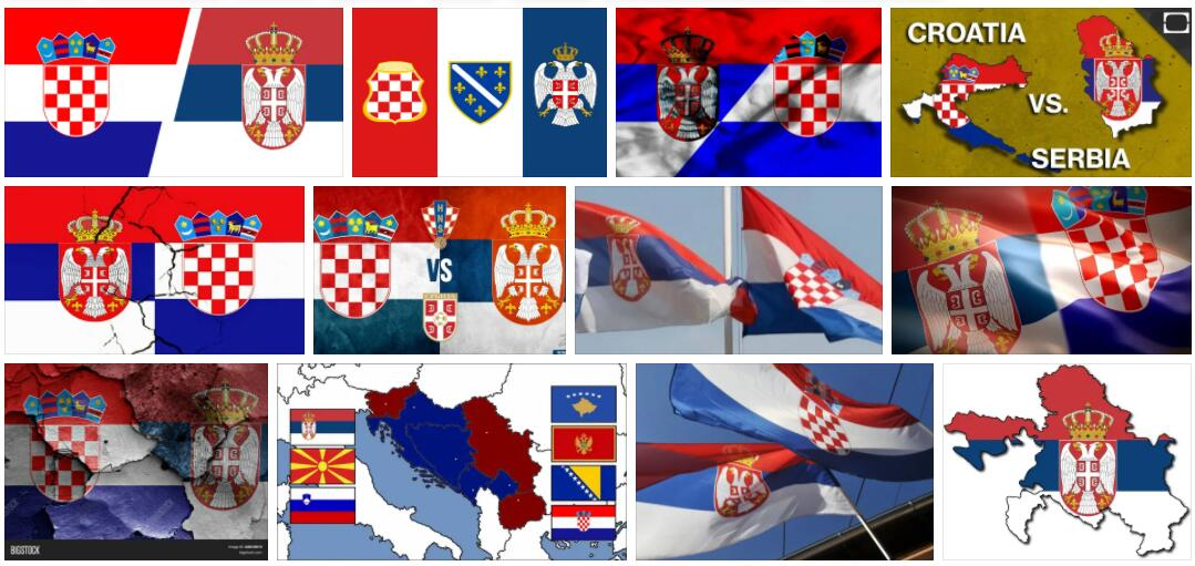 Serbia Relationship with Croatia and Bosnia-Herzegovina