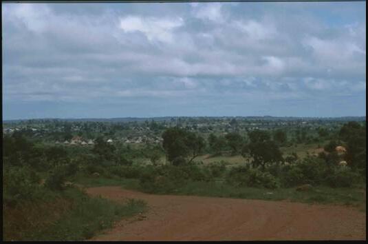 Settlements in the former Homeland Venda