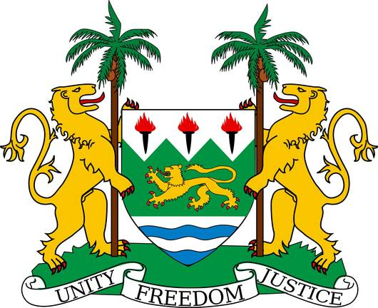 Sierra Leone Coat of Arms