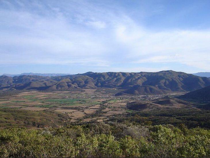 Sub-Andean region