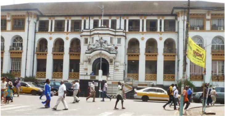 Supreme Court Sierra Leone in Freetown