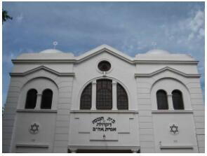 Synagogue in Stellenbosch