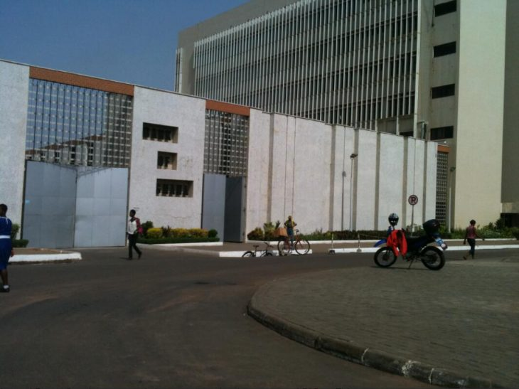 The Central Bank Bank of Ghana