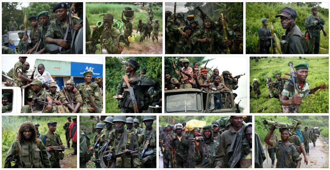 The Congo Wars