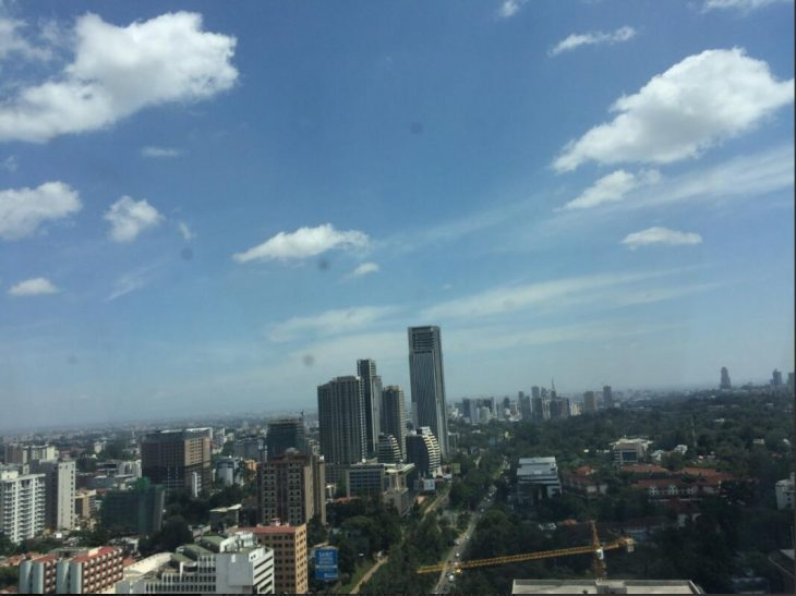 The Kenyatta years have been characterized by an unparalleled construction boom since 2013