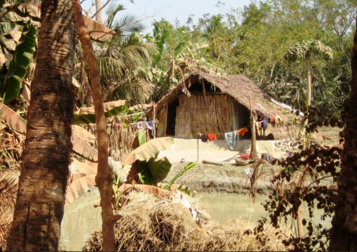 The rural life in Bangladesh is for very few idyllic
