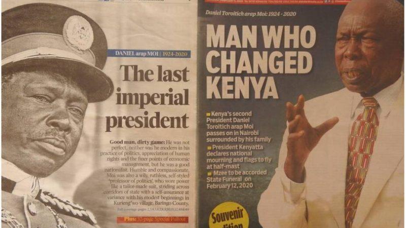 Kenya Politics