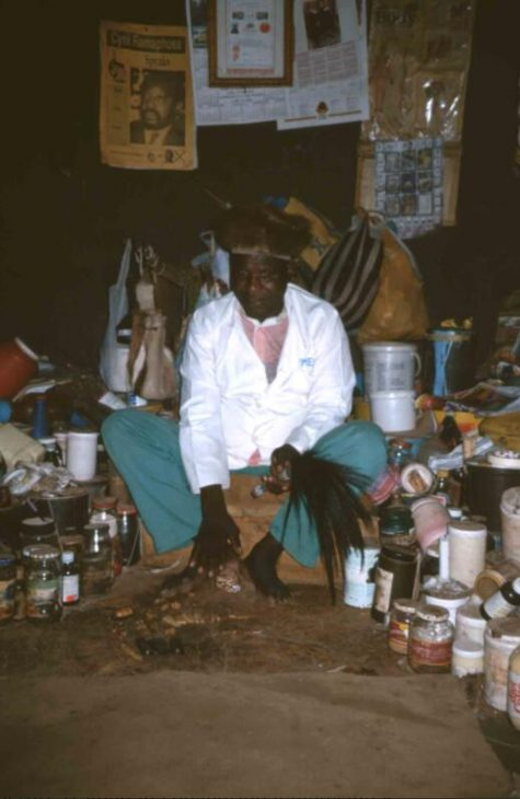 Traditional healer 2