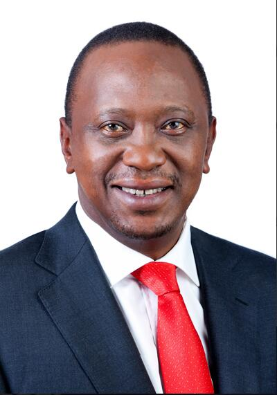 Uhuru Kenyatta belongs to the Kikuyu ethnic group.