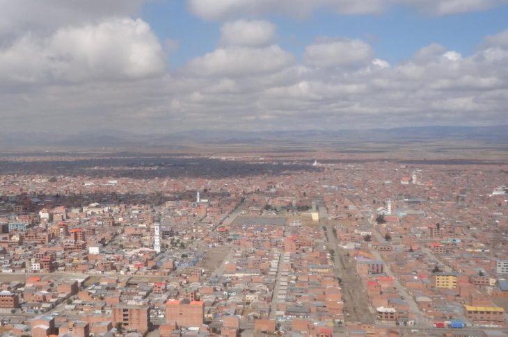 View of El Alto