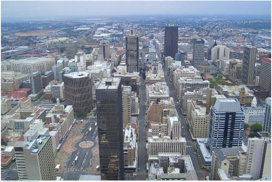 South Africa Cities and Municipalities