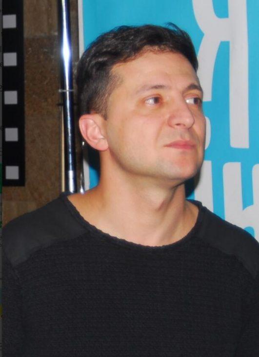 Volodymyr Zelensʾkyj