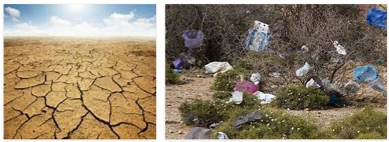 Morocco Ecological Problems