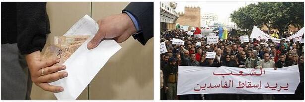 Morocco Corruption