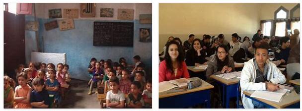 Morocco Education
