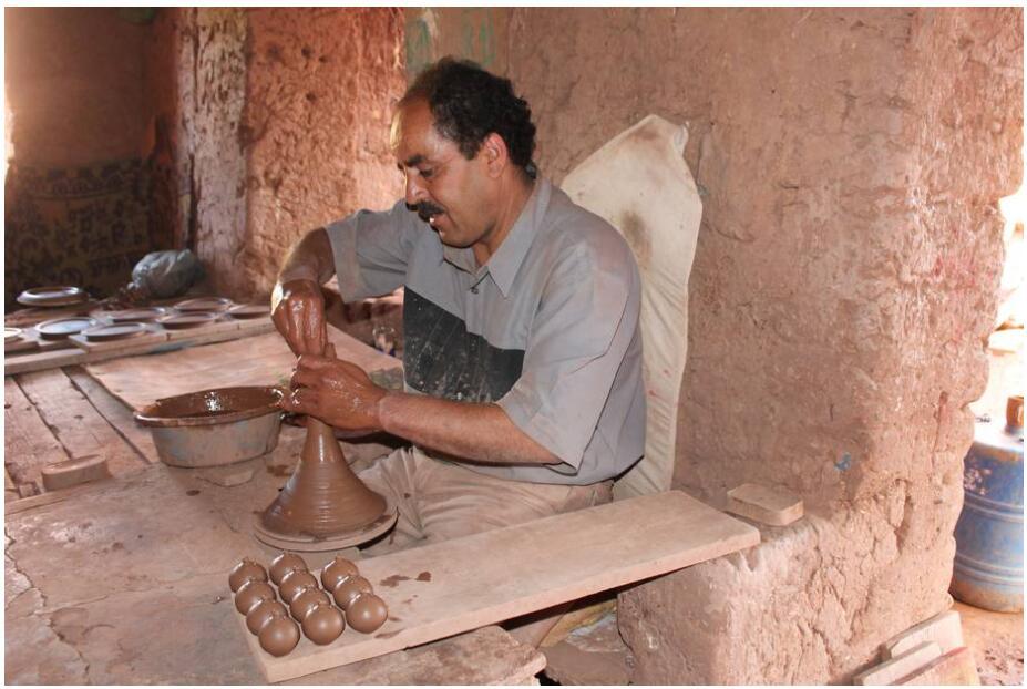 Morocco Handicrafts for tourism