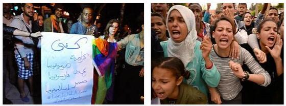 Morocco Gender Relations