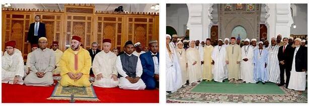 Morocco Religions