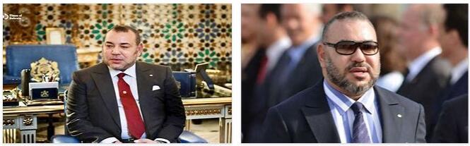 Morocco under Mohammed VI.