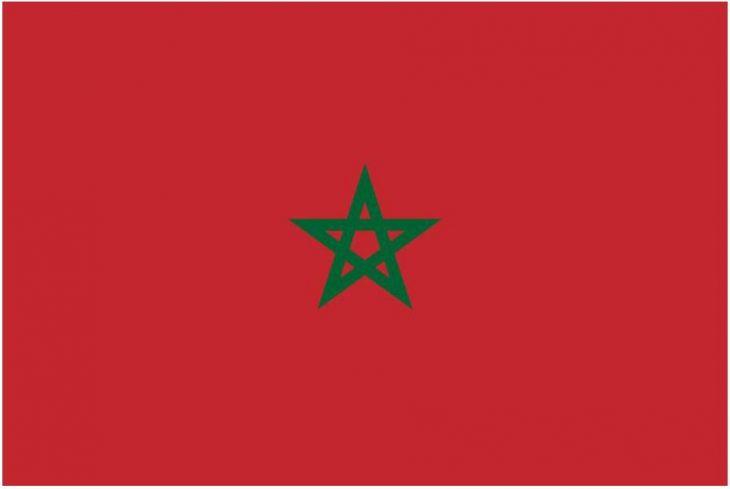 National flag of Morocco