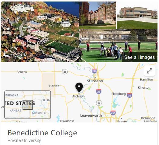Benedictine College History