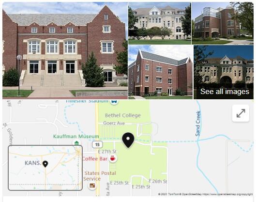 Bethel College Kansas History