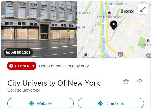 CUNY-City College History
