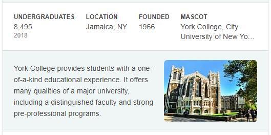 CUNY-York College History