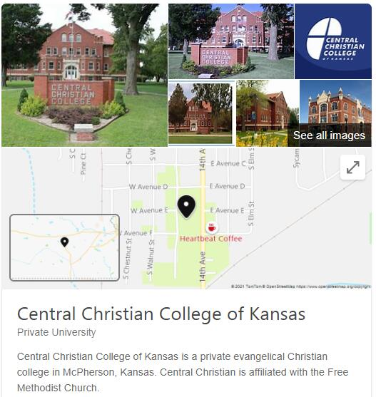 Central Christian College History