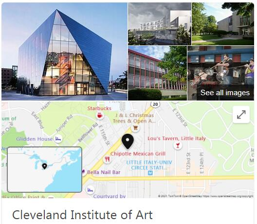 Cleveland Institute of Art History